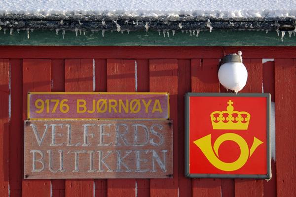 9176 Bjørnøya