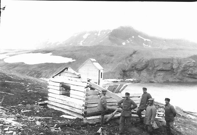 Russehamna. Foto: Norsk Polarinstitutt