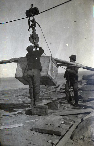 Taubane. Foto: Norsk Polarinstitutt