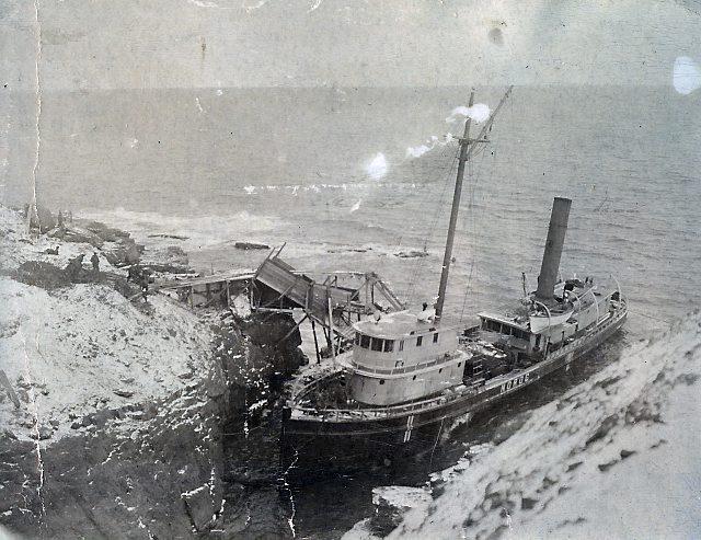 D/S Bjørnungen. Foto: Norsk Polarinstitutt