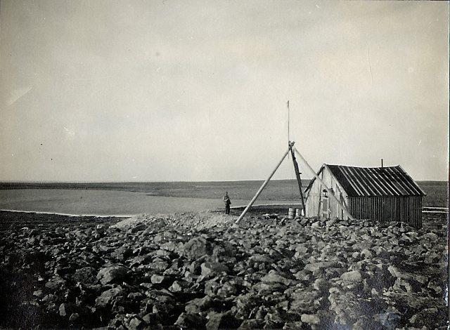 Laksvannsynken. Foto: Norsk Polarinstitutt