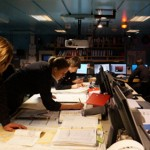 KV Nordkapp control centre