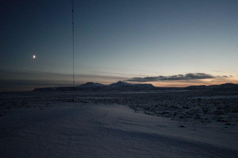 Myserifjella sett fra Midtpunktet. Foto: BOF
