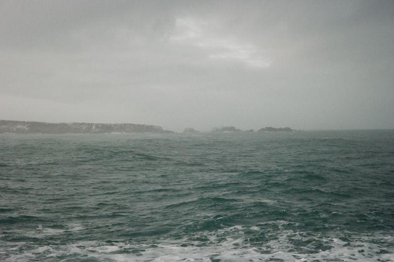 Kapp Kjellstrøm og Emmaholmene sett fra Gravodden. Foto: BOF