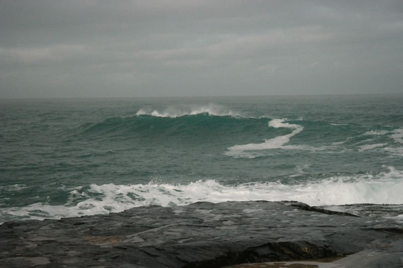 Surfebølger. Foto: BOF