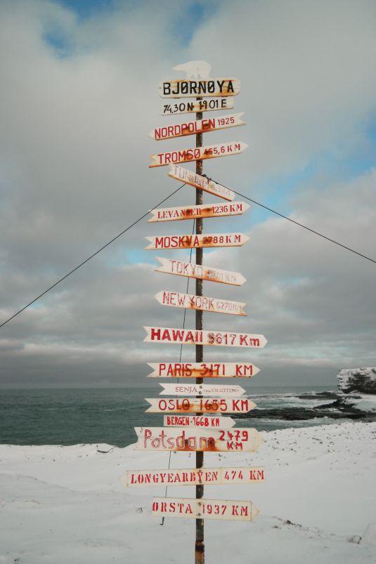 Bjørnøya - verdens navle. Foto: BOF