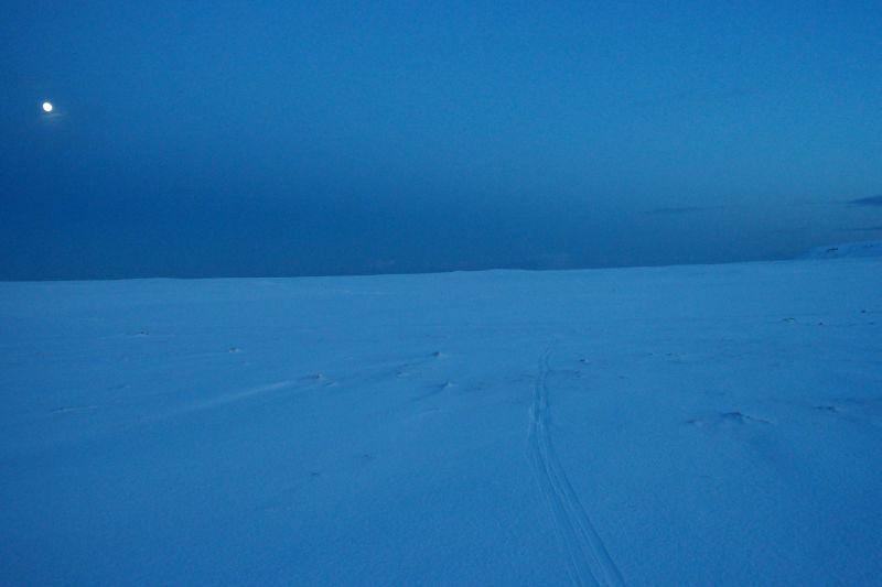 Den blå timen. Foto: BOF