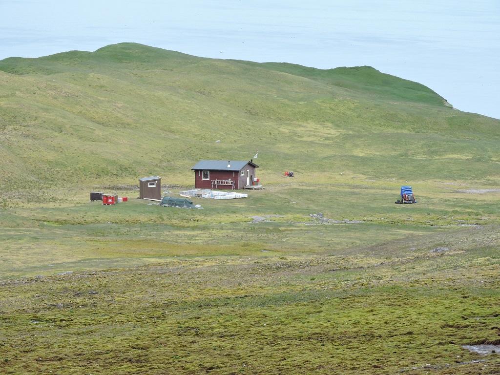 NP's hovedstasjon i Revdalen