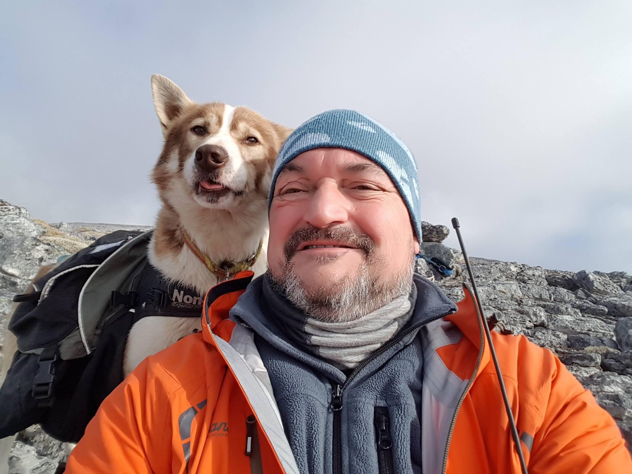 To glade gutter på fisketur