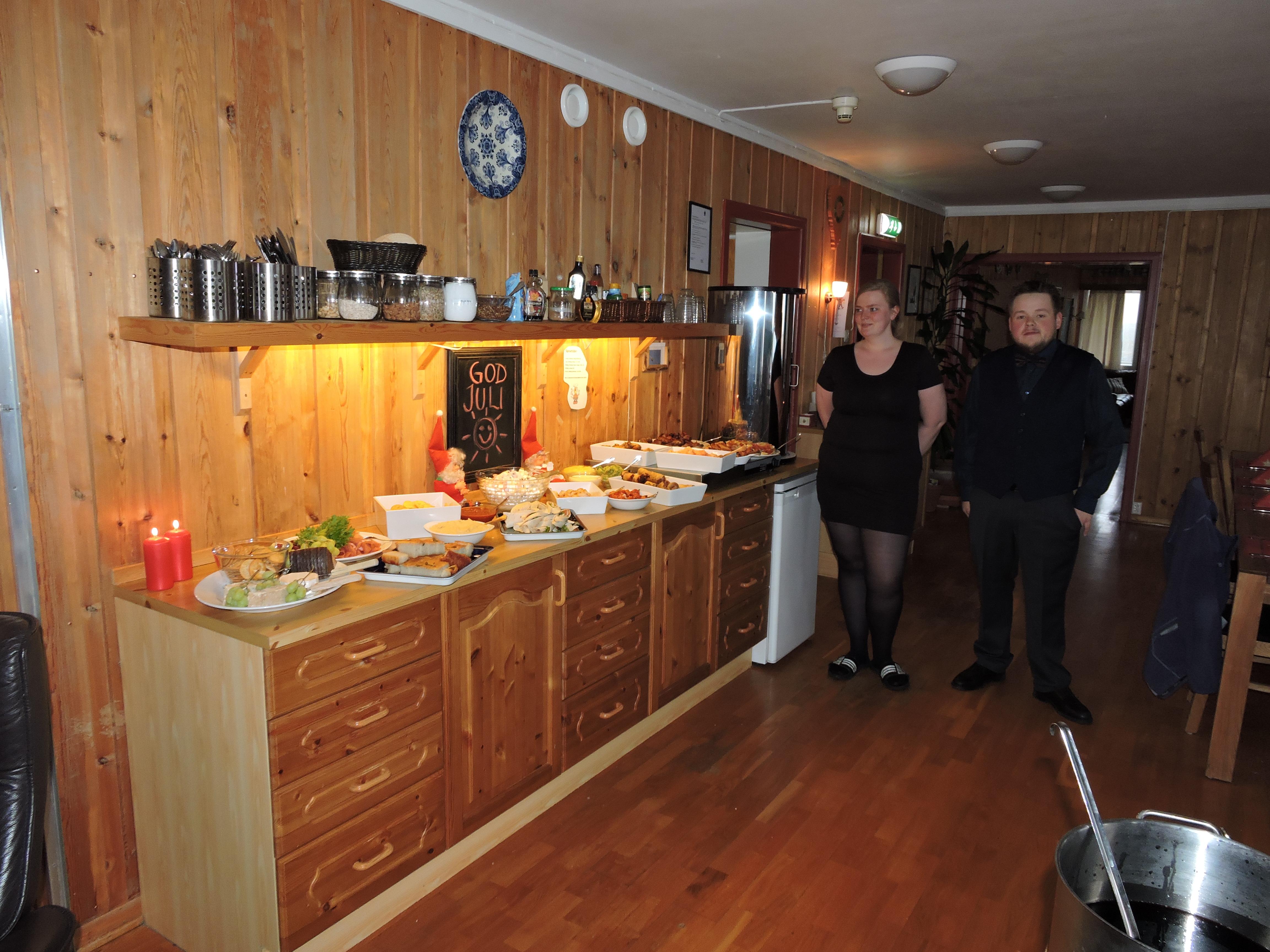 Kokkene våre, Kristine og Anders