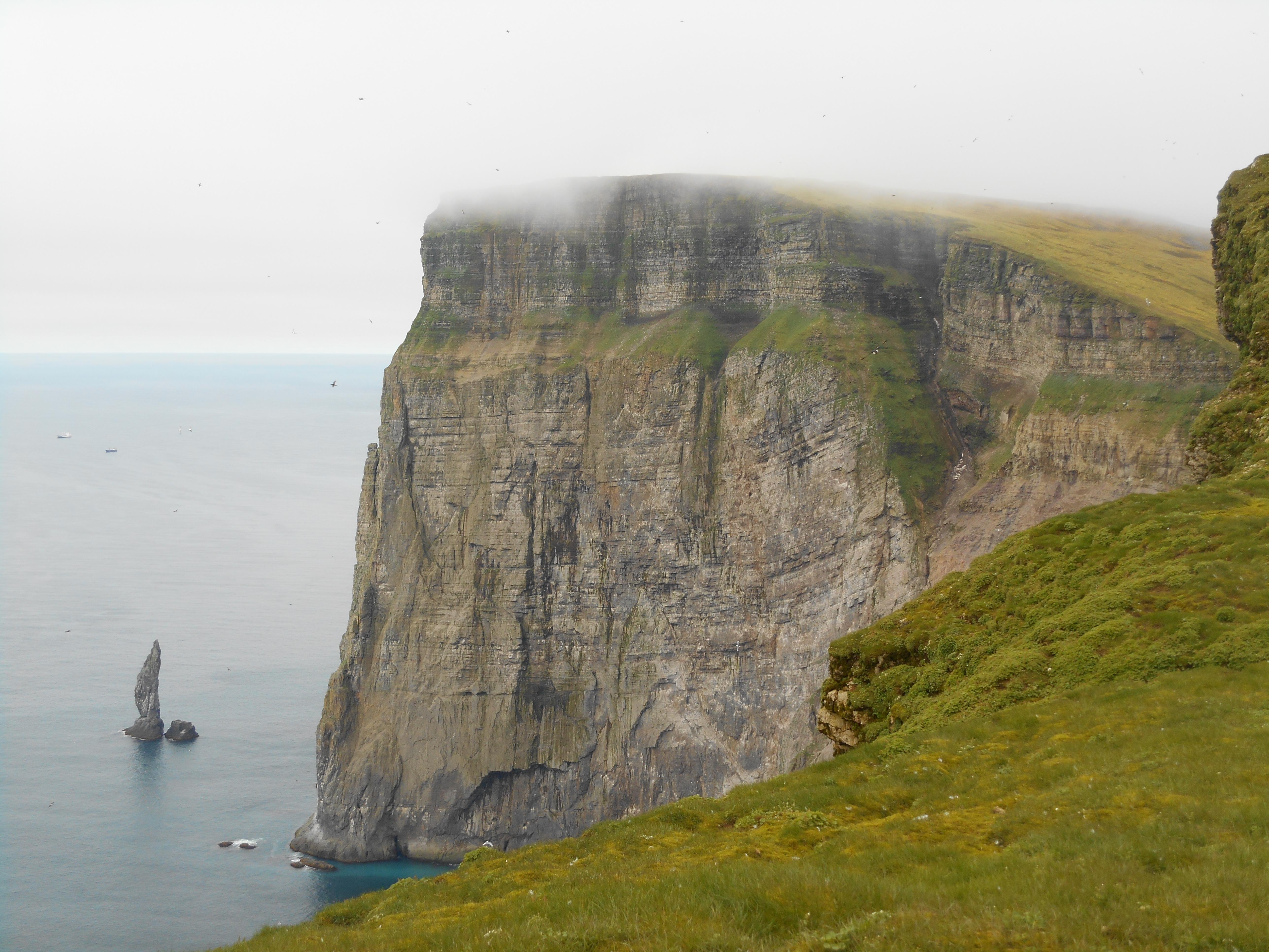 Sylen og Hambergfjellet