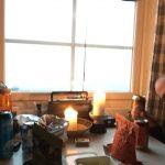 Middag og pils på Skutilen