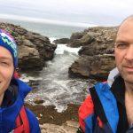 Utløpet til Ellasjøen